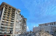 Vụ sập nhà ở Mỹ: Số người thiệt mạng tăng lên đến 24 người
