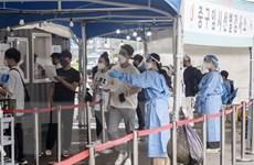 Hàn Quốc chứng kiến ngày thứ 3 liên tiếp có hơn 700 ca mắc mới