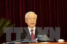 Toàn văn phát biểu của Tổng Bí thư khai mạc Hội nghị Trung ương