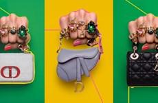 Cuộc đổ bộ như vũ bão của những chiếc túi micro từ Dior