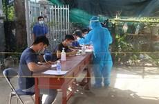 Khởi tố vụ án hình sự làm lây lan dịch bệnh COVID-19 tại An Giang