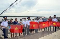 Hiệu quả mang lại từ sự ra đời của Luật Cảnh sát Biển Việt Nam