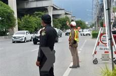 Thái Lan công bố triển khai các biện pháp hạn chế nghiêm ngặt mới