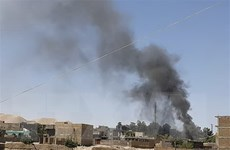 Taliban tiến vào Kandahar, giao tranh với quân chính phủ Afghanistan