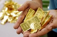 Thị trường vàng thế giới có tuần giao dịch tốt nhất trong 7 tuần