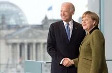 Thủ tướng Đức Angela Merkel sắp có chuyến thăm Mỹ