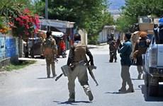 Quân đội Afghanistan chặn đứng phiến quân Taliban ở tỉnh Kandahar