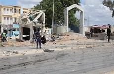 Đánh bom liều chết ở thủ đô Somalia, ít nhất 8 người thiệt mạng