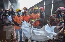 Hỏa hoạn tại Bangladesh: Chủ nhà máy bị bắt với cáo buộc giết người