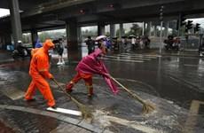Trung Quốc: Hàng trăm chuyến bay bị hủy do mưa bão ở Bắc Kinh