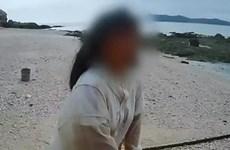 Cha mẹ chế ngự con gái nổi loạn bằng cách đưa ra đảo hoang