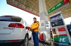 Giá dầu châu Á đi xuống do nhập khẩu dầu thô của Trung Quốc giảm
