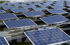 Lào xây dựng dự án năng lượng điện Mặt Trời nổi lớn nhất thế giới