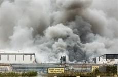 Tình hình bạo lực tiếp tục gây ảnh hưởng đến hoạt động ở Nam Phi