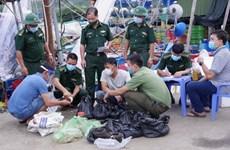 Phát hiện vụ tàng trữ số lượng lớn vật liệu nổ trên tàu đánh cá