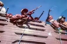 Quân đội Ethiopia được tăng cường nhằm chống lại phiến quân ở Tigray