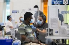 Canada vượt Mỹ về tỷ lệ dân số hoàn thành tiêm chủng vaccine COVID-19