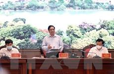 Thủ tướng chỉ đạo Hà Nội cần ưu tiên sức khỏe người dân là trên hết