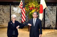 Giới chức Nhật Bản, Mỹ hội đàm về các vấn đề an ninh ở châu Á