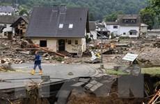 Đức hy vọng EU sẽ hỗ trợ tài chính cho việc tái thiết sau thiên tai