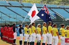 Olympic Tokyo: Bắt đầu các trận đấu sớm môn bóng mềm, bóng đá nữ