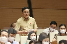 Xây dựng Đề án đổi mới hoạt động giám sát của Quốc hội