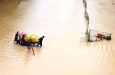 Trung Quốc: Lũ lụt gây hậu quả nặng nề vì dự báo thời tiết sai