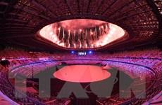 [Photo] Quang cảnh tuyệt đẹp tại buổi lễ khai mạc Olympic Tokyo 2020