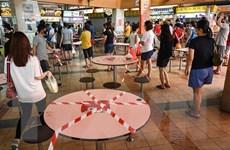 Singapore phục hồi kinh tế từ suy thoái nhưng vẫn tiềm ẩn nhiều rủi ro