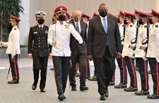 Quan hệ hợp tác quân sự quốc phòng Mỹ-Singapore tiếp tục bền chặt