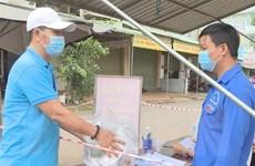 Ấm lòng suất cơm nghĩa tình giữa mùa dịch COVID-19 tại Bình Phước