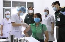Tiêm thử nghiệm vaccine Nano Covax mũi 2 giai đoạn ba cho 12.000 người