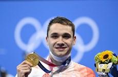 Kình ngư Hungary phá kỷ lục tồn tại 13 năm của Michael Phelps