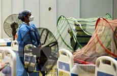 Ấn Độ và Chile ghi nhận số ca mắc mới COVID-19 giảm đáng kể