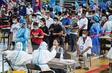 Trung Quốc tập trung đẩy lui ổ dịch COVID-19 ở thành phố Nam Kinh