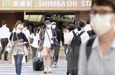 Nhật Bản: Số ca mắc mới ở Tokyo tiếp tục tăng cao chưa từng thấy