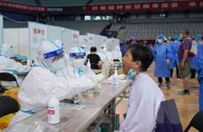 Trung Quốc ghi nhận thêm 86 ca mắc mới COVID-19, phần lớn ở Giang Tô