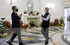 Mỹ và Ấn Độ làm sâu sắc hơn quan hệ đối tác chiến lược hàng đầu