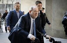 """Tòa án bác đơn kháng cáo của """"ông trùm"""" giải trí Harvey Weinstein"""