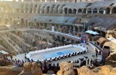Tuyên bố Rome nêu bật vai trò động lực tăng trưởng của văn hóa