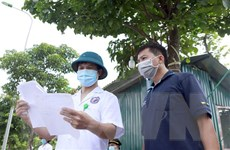 Người ra vào tỉnh Hải Dương phải có giấy xét nghiệm âm tính