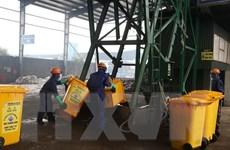 Thành phố Hồ Chí Minh nâng tối đa công suất xử lý rác y tế