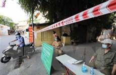 [Video] Bất cập tại các điểm chốt phòng dịch ở thủ đô Hà Nội
