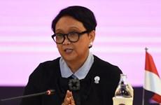 Indonesia công bố 3 ưu tiên thúc đẩy quan hệ đối tác ASEAN-Mỹ