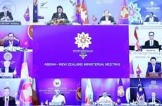 ASEAN-New Zealand phối hợp bảo đảm hòa bình và an ninh khu vực