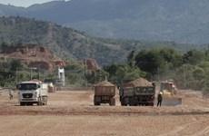 Hai dự án thành phần cao tốc Bắc-Nam vẫn đang đàm phán để vay vốn