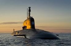 Hải quân Nga nhận 3 tàu ngầm chạy bằng năng lượng hạt nhân trong 2021