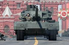 Quân đội Nga sắp tiếp nhận 20 xe tăng T-14 Armata mới nhất