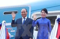 Chủ tịch nước kết thúc tốt đẹp chuyến thăm hữu nghị chính thức Lào