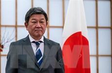 Ngoại trưởng Nhật Bản công du Trung Đông thảo luận về an ninh khu vực